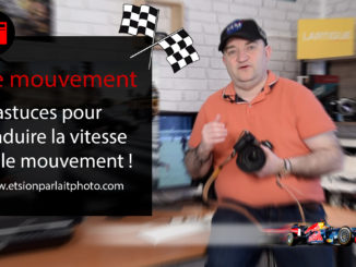 Traduire le mouvement en photo